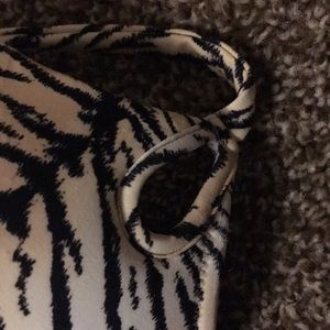 Victoria's Secret Swim - Tiger print push up vs bikini set